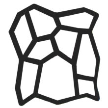 قالب صنعتی کد 01 بسته 4 عددی