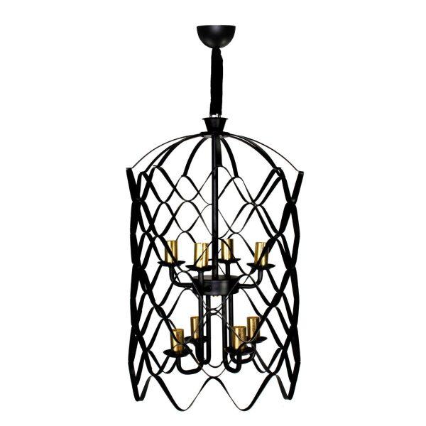 چراغ آویز مدل cage